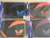 Wholesale BUTTERFLY Single TABLE TENNIS BAT CASE Table Tennis Racket Bag TBC New free ship free track number