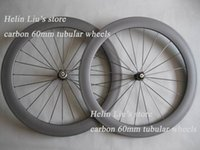 better brakes - Better offer mm tubular carbon cycle wheels with brake pads and skewers