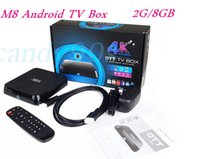 Cheap M8 TV BOX Best Android 4.4 TV BOX