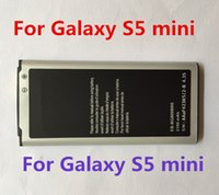 Wholesale New Replacement Batteries for GALAXY S5 mini cell phone batteries mAh for s5 mini