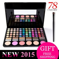 baking powder - New arrival Colors Womens lady Nake Eyeshadow Palette baked Eye Shadow Makeup Powder Palette low price