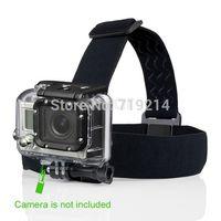 Wholesale Adjustable Camera Head Strap Mount HD Camera Headstrap TK1434