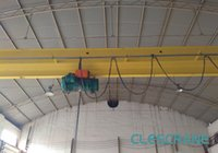 Cheap Single Girder Overhead Cranes LDH Series with CD  MD Wire Rope Electric Hoist with box beam 1t- 16t $2000- $31515  Set