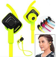 headphones beat - New Style Sport Waterproof Headset Jabees Beating Wireless Bluetooth IPX4 Sports Earphone Headphone With Microphone Color