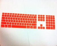 apple keyboard wired - New Colorful Keyboard Cover For Apple Imac G6 Desktop PC Wired Keyboard US Version High Qualit