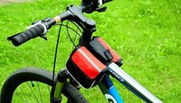 Wholesale high quality front tube bags handle bar bags bicycle accessories