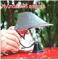 Wholesale Hyundai ix45 Santafe special with blank radio shark fin antenna signal shark fin with M adhesive