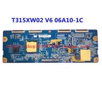 bd service - original LCD LED T CON BOARD T315XW02 V6 CTRL BD A10 C A10 B Logic board Best price and good service