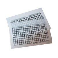 beauty grid - Grid Printed Paper for Beauty RF Fractional Machine Paper lattice for eye use