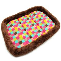 amazing comfort - Amazing Fashion Pet Supplies Puppy Cat Dog Bed Comfort Colorful Mat Pad Lovely Nest Pet Products