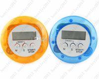 Wholesale Hot New novelty digital kitchen timer Kitchen helper Mini Digital LCD Kitchen Count Down Clip Timer Alarm