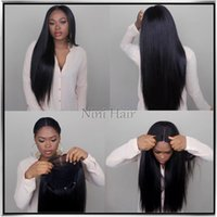 lace wigs for african american - 7A Full Lace Wigs For Black Women Human Hair Wigs Brazilian Virigin Hair Wig African American Full Lace Wigs Lace Front Wig