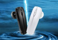 For HTC apple car stereo - 2016 Brand New Car Kit Wireless Bluetooth Handsfree Speakerphone Stereo Cell Phone Headset Earphones For Iphone iPhone SamSung S5 Note3