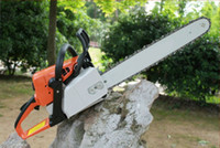 Wholesale orange color MS250 cc kw with quot or inch chainsaw made in china good quality