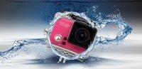 Wholesale portable mini wifi camcorders F58 Style Full HD DVR video Sport go pro camera extreme Sport Helmet Action Camera monopod