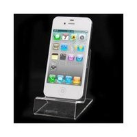 Wholesale Universal Crystal Phone Holder Height mm Transparent