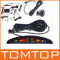 Wholesale Car LED Display Parking Reverse Backup Radar Sensors parking sensor system