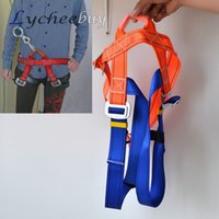 Wholesale Harness Seat Belts Outdoor Sitting Bust Belts Rock Climbing Rappelling Equip Seat Belts Padding