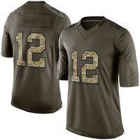 Wholesale 2015 Salute To Service Men s GBP Aaron Rodgers Green Salute To Service Limited Jerseys Football Jerseys