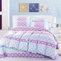 beauty textile - 2015 New Printing Bedding Set Microfiber Bed Sets Duvet Cover Bed Sheet Pillowcase double bed Sets Home textile Beauty