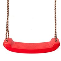 Wholesale child outdoor thicken bend swing plate kid play game toy swing seat baby lanyard balcony hanging chair