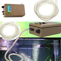 Cheap Aquarium Waterproof Oxygenation Air Water Pump Battery For Fish Tank Fishing Live Bait Air Line