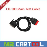 audi deliveries - 2015 Hot Sale CK Main Test Cable for CK100 Auto key transponder fast delivery