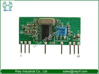 Wholesale WR RY RF receiver module dBm ASK receiver module or MHz Superheterodyne Receiver Module
