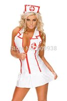 adult doctor costumes - sexy nurse costums women doctor cosplay Adult Halloween costumes for women XY432