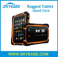 Wholesale MTK6589 quad core GHz rugged Android tablet waterproof dustrpoof shockproof IP67 G WiFi GPS phone call SIM Bluetooth