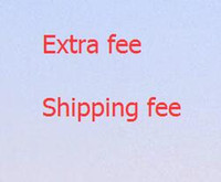 Wholesale Extra fee or Shipping fee