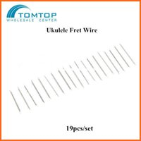 Wholesale Top Quality set mm Ukulele Accessories Fret Wire Copper Fretwire for quot Ukulele