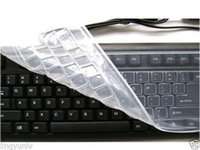 Wholesale Universal Silicone Desktop Computer Keyboard Cover Skin Protector Film