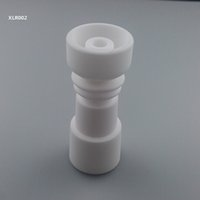1400 degrees glass products - Ceramic nail domeless Direct inject design fits both mm male glass joints and mm male glass joint Product number XLR002