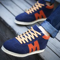 Wholesale The new autumn winter big yards lovers fashion men s casual shoes