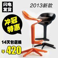Wholesale Creative stylish bar stool chair lift home business reception desk chair minimalist design furniture Specials