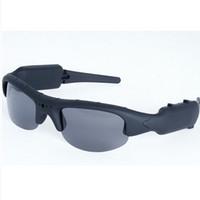 mobile eyewear recorder - digital eyeglasses rubble black Camera Sunglasses mobile eyewear recorder video audio photo PC camera video