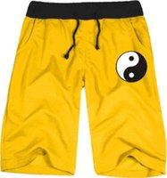 bagua map - New Arrivals Taiji Wushu Bagua map Mens Women Casual shorts neutral Cotton Blend Short pants Size xxs XL
