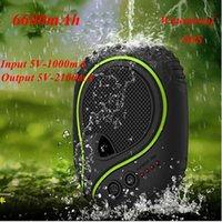 alcatel android - 2014 New Power Bank mAh Waterproof IP65 SOS Three Anti Mobile Power Output V A Input V A for Android for all phone