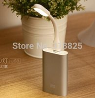 Wholesale Portable For Xiaomi USB LED Light Port Bendable USB LED Lamp V W For Xiaomi USB Light t For Xiaomi LED Light