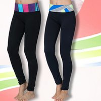 Wholesale Newest Top Quality Lulu Full Yoga Pants Women Colorful Fashion Pencil Pants Women Running Sports Leggings Joggers Size XXS XL
