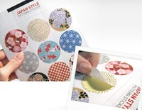 art index - Japan Style Point Stickers Water Proof Decoration Sticker Index Stickers sheets