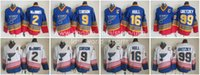 al cotton - CCM St louis Brett Hull Doug Gilmour Al Macinnis Wayne Gretzky Navy Blue White Heritage Blues Nhl Ice Hockey Heritage Jerseys