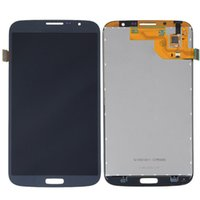 Cheap High Quality for Samsung Galaxy Mega 6.3 Mega6.3 i9200 i9205 i527 LCD Display Assembly Touch Screen Digitizer Glass Panel Free DHL