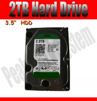 Wholesale 2TB HDD Hard Drive with Inch SATA Connector MB RPM for CCTV DVR NVR and Desktop PC Computers TB Hard Disk
