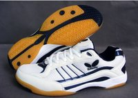 table tennis shoes - BUTTERFLY WTS Professional Sports Shoes Couple Shoes Table Tennis Shoes