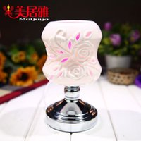 aroma lamp manufacturers - Manufacturers induction Unpled aroma lamps ceramic crafts creative gifts lamp lighting T0495