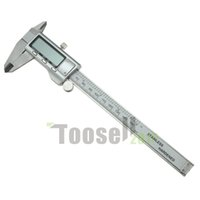 Wholesale mm quot Digital CALIPER VERNIER GAUGE Stainless Steel Electronic Digital Vernier Caliper Micrometer Guage