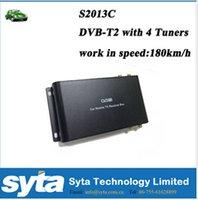 antenna pvr - SYTA1080P HD dvb t2 tuner PVR High Speed tv box car dvb t2 set top box digital tv receiver with four antenna S2013C