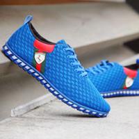 Wholesale Men Shoes Promotional Discounts Mens Sneakers Summer Casual Breathable Mesh Sneaker Sports Men s Fashion Shoes